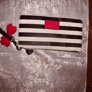 Betsey Johnson wallet!!!